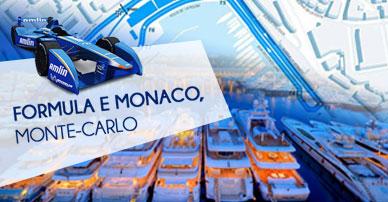 Formula E Monaco, Monte-Carlo