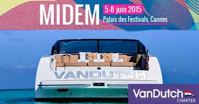Vandutch at MIDEM Festival 2015  vandutch-midem-2015