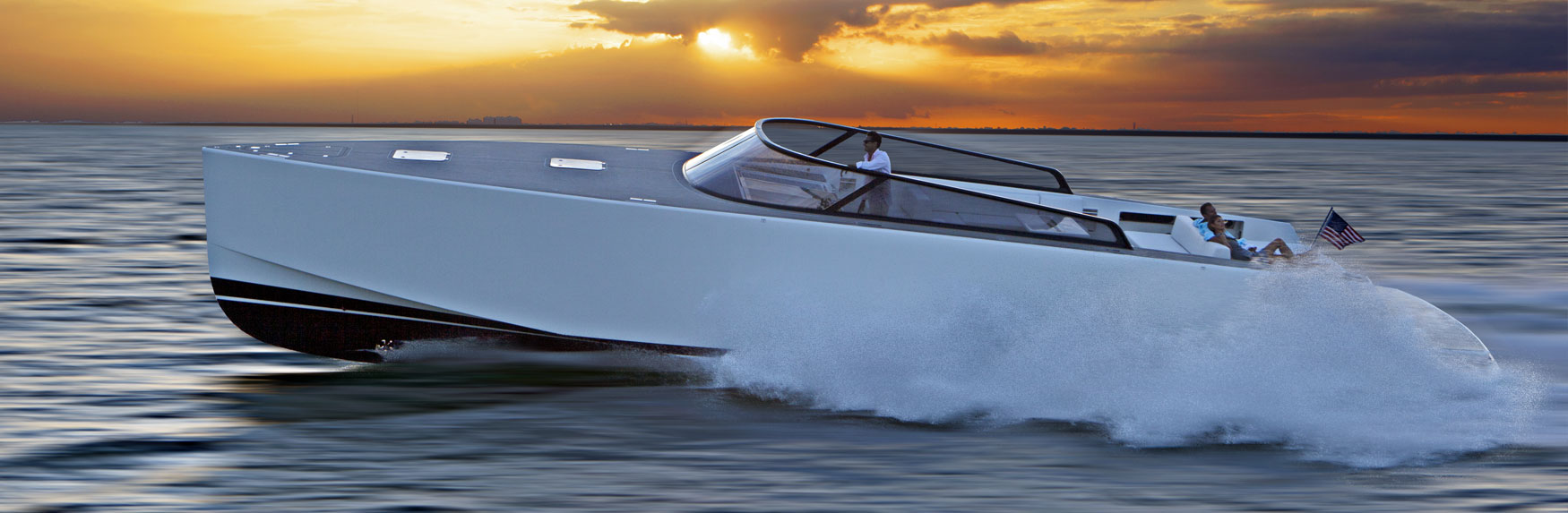 The Brand Van Dutch Luxury Yachting
